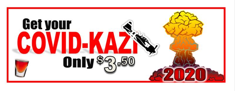 Covid-Kazi